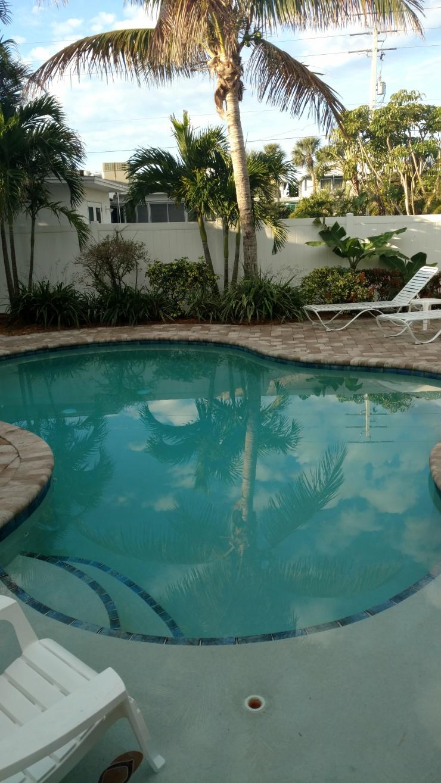 House pool