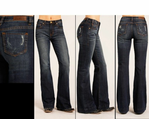 online image of the jeans I purchased