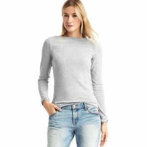 Boatneck T from The Gap