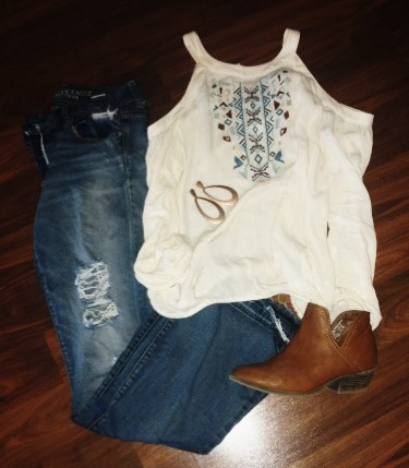 Saturday night Outfit