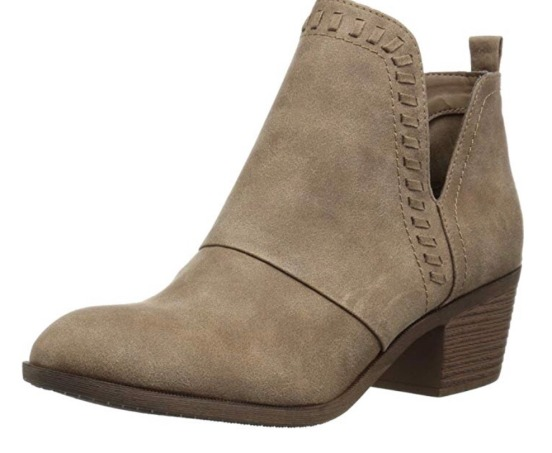 Rock & Candy Chelsea Bootie in Taupe