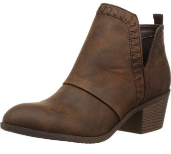 Rock & Candy Chelsea Bootie in Brown